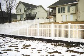 Vinyl Fence Premier Fence Kc