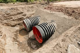 corrugated culverts highway drainage