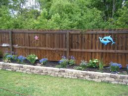 Raised Flower Bed This Would Look So Much Better Than Our Back Bed Does With Railroad Ties Outdoor Garden Decor Raised Garden Making Raised Garden Beds