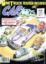 car cartoons of the 60 s 70 s 80 s and