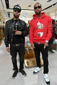 Drumma Boy, Safaree Samuels - Drumma Boy Photos - MCM x Super Bowl ...