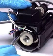 allen bradley motors with resolvers