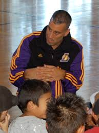 Ricky Nash Nba Splash: Intervista ad Adam Filippi, scout dei Los Angeles  Lakers !!!