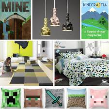 Minecraft Bedroom Decor Mood Board Kids Room Interior Design Epoch Design