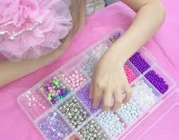 jewellery making birthday parties