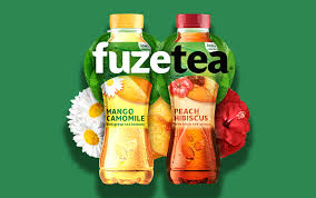 fuze tea launches new nationwide