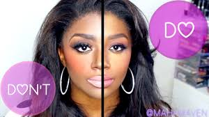 makeup tips mistakes do s and do not
