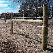 Extra Support For End And Corner Posts Horse Fencing Ranch Fencing Fence
