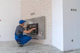 what is a ventless fireplace home