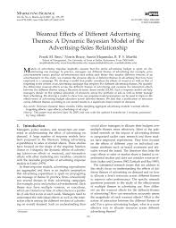 pdf wearout effects of diffe