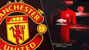 manchester united home kit 2016 17