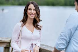 Jessica Lowndes as Brooklyn on Over the Moon in Love | Hallmark ...