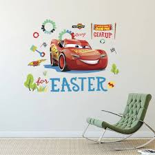 Super Cars Wall Stickers For Boys Room Bedroom Decoration Self Adhesive Cartoon Movie Poster Kids Lovely Mural Wall Stickers Aliexpress