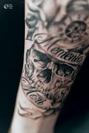 Tatuaz Kielce The White Rabbit Tattoo