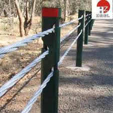Highway Guardrails Road Safety Fence For Sale