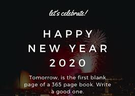 happy new year quotation