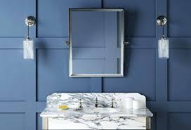 pivot bathroom mirror large mirrors