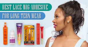 lace wig adhesive for long term wear
