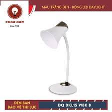 Đèn bàn bảo vệ thị lực Điện Quang ĐQ DKL15 WBE (Bóng led Daylight ...