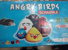 Large Good Quality Scrabble Angry Birds Board Game TR12912018 Pri