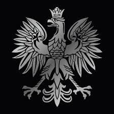 Silver Polish Eagle Symbol Emblem Coat Of Arms Vinyl Decal Sticker 5 Polish Eagle Eagle Symbol Vinyl Decal Stickers