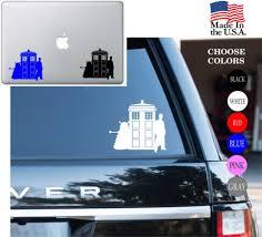 Mobel Wohnen Dekoration Wall Laptop Car Window Who Dalek Tardis Vinyl Decal Sticker Dr Whcisupply Com