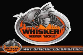Catfish Decal Whisker Seeker