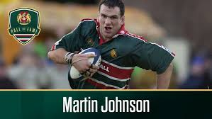 Tigers Hall of Fame | Martin Johnson | Leicester Tigers