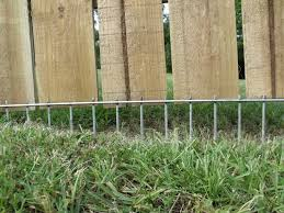 Pet Supplies Dig Defence Stop Dogs From Digging Under The Fence Dig Defence Is The Solution To Stopping Dogs From Digging Under The Fence