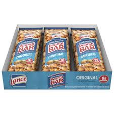 lance peanut bar single serve bar 6