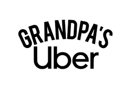 Grandpa S Uber Vinyl Decal Bumper Sticker Grandparent Etsy