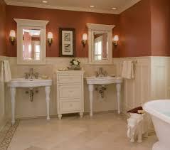 bathrooms for the craftsman era
