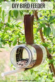 25 Brilliant Diy Bird Feeder Ideas That Will Bring Life To Your Garden Top House Designs