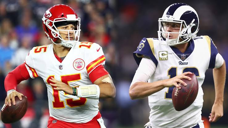 Image result for They're going to score a lot of points and I do believe they'll be in the Super Bowl. I think they have a real chance of doing that and that would be my pick.""""