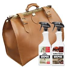 leather bag cleaner pack