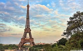 paris france eiffel tower wallpapers