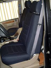 land rover discovery seat covers wet