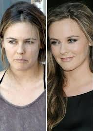 with and without makeup i ve always