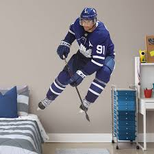 Toronto Maple Leafs John Tavares Fathead 3 Pack Life Size Removable Wall Decal