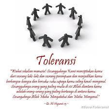apa sih manfaatnya sikap toleransi dalam kehidupan sehari hari
