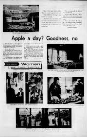 Apple a Day: Oscar Smith and Herbert & Ina Smith; Apple Orchard ...