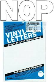 Permanent Adhesive Vinyl Letters Numbers 3 4 Gothic White 029211321322 Afflink When You Click On Links Vinyl Lettering Adhesive Vinyl Letters And Numbers