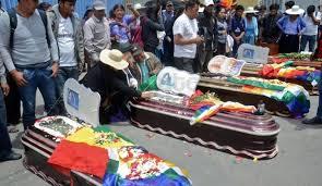 Colapsan los hospitales y la gente muere en la calle