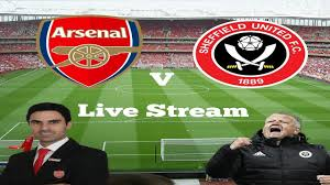 Arsenal v Sheffield Utd Live Stream - YouTube