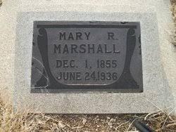 "Mary Rachel ""Molly"" Peacock Marshall (1855-1936) - Find A Grave Memorial"