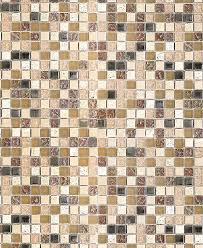 small glass travertine mosaic tile