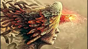 Blind Artist Creates Amazing GIF Images - George Redhawk - YouTube