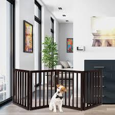 White Picket Fence Pet Gate Wayfair
