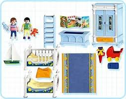 Kids Room Playmobil Houses And Furniture 5328