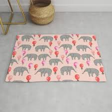Baby Elephants Rugs For Any Room Or Decor Style Society6